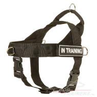 Nylon Honden Tuig voor Trekken, Opsporen, Training en SAR