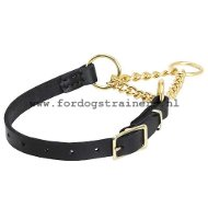 "Martingale Honden Halsband ""Slimme Controle"""